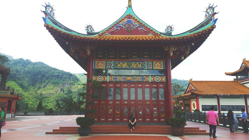 Malaisie Malaysia Temple That's Me Chinese Hello World Enjoying Life Travel Temple Chinese