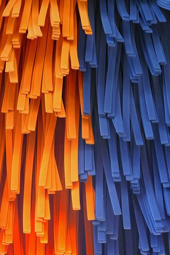 Texture Minimalism Photography Texture And Color Minimalism Details Textures And Shapes Blue And Orange Car Wash Two Is Better Than One