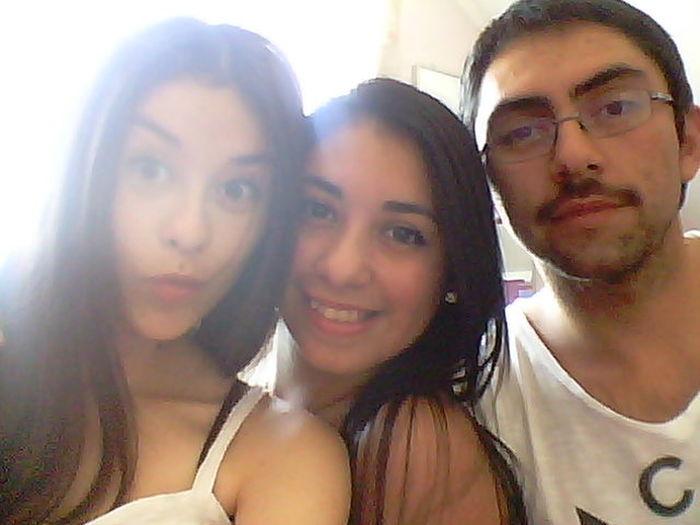 en temuco con mis primos Goodtime Temuco Chile  Primos <3 Happy Time