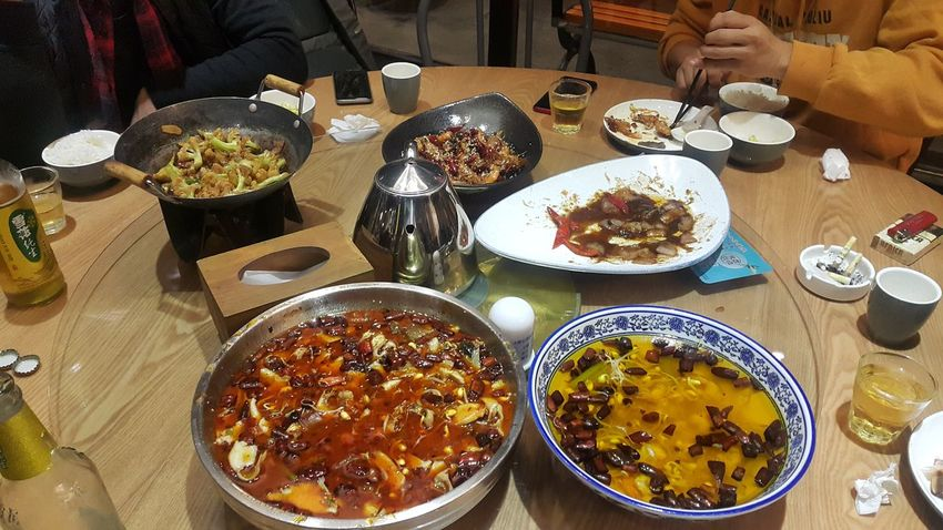 Ready-to-eat Food Chinese Food Plate 3XSPUnity Food And Drink Travel