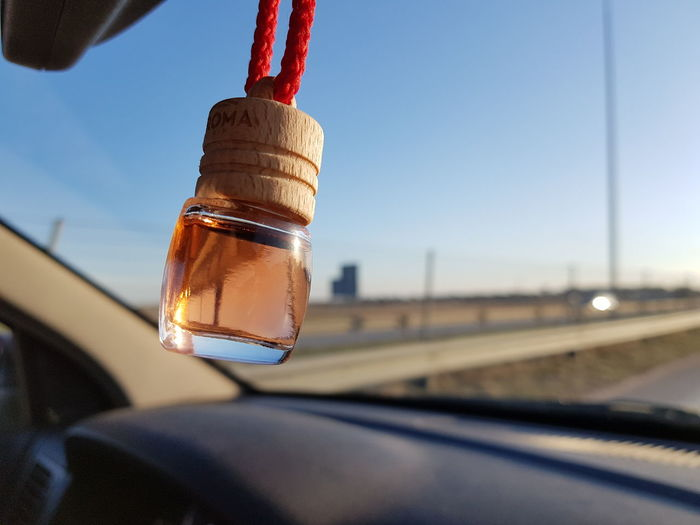 EyeEm Selects City Water Hanging Clear Sky Car Sky Close-up Car Interior Side-view Mirror Passenger Seat