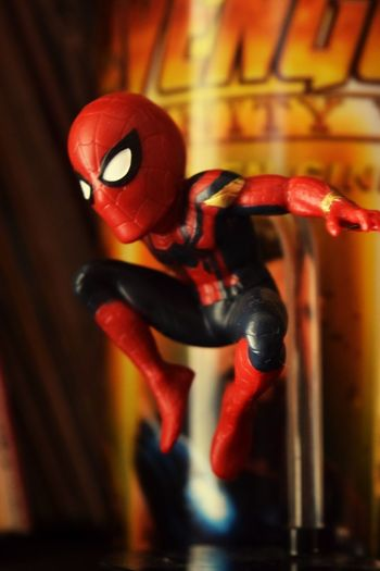 Iron spider Infinity War Close-up Toy