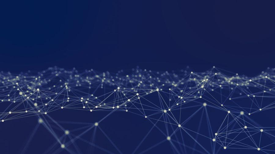 Communications Connectivity Cyberspace Digital Internet Net Network Particles Plexus Technology