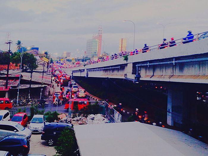 Jakarta , Traffic Jams