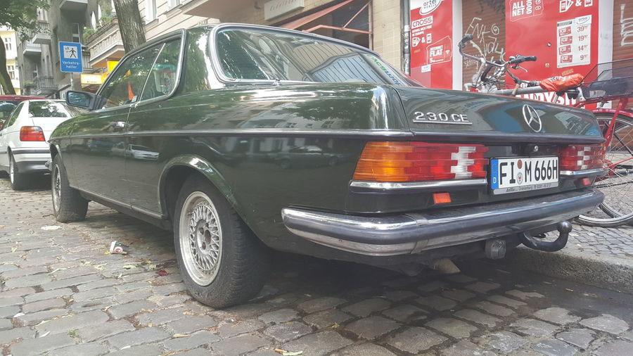 Vintage Cars Classic Cars Neukölln Old Cars Mercedes_benz Neuköllner Streifzüge