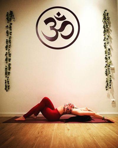 Women Yoga Yogagirl Asana First Eyeem Photo