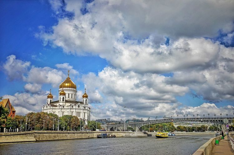 Moscow 莫斯科 红色十月巧克力工厂 Red October Красный Октярбь