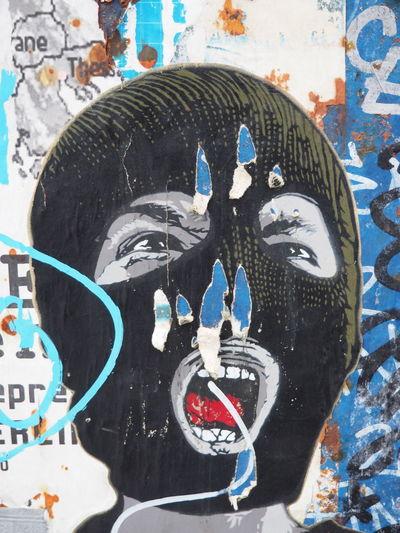 Berlin Angry Art Creativity Fighting Hood Masked Resistance  Revolution Revolutionary Streetart