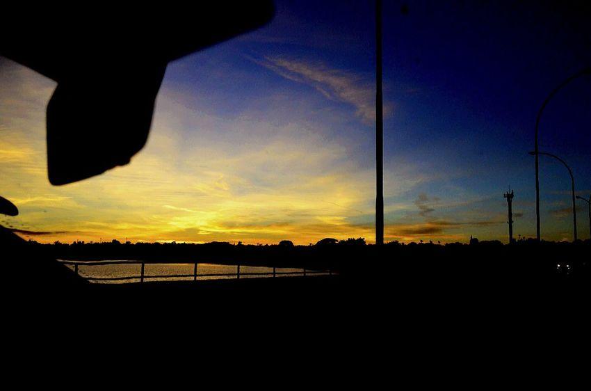 Sun Sunrise Sun_collection Brasília Lake Lagoparanoa Nikon Nature_collection Skyporn Sky Collection