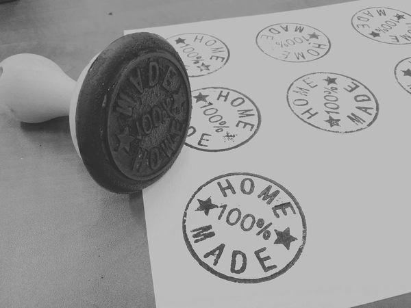 home made✂ Workinprogress Workplace Homemade Homework Home Made Rubber Stamp Mywork Job Job Of The Day Jobtime