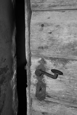 Outdoors Wood Lifestyles Close-up No People Outdoor Photography Herzegovina Blackandwhite Old Old House Old Door Lock Old Wood Rustic Doors