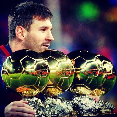 Hola! Soy yo! Meado Best  Gold Ballons soccer barça