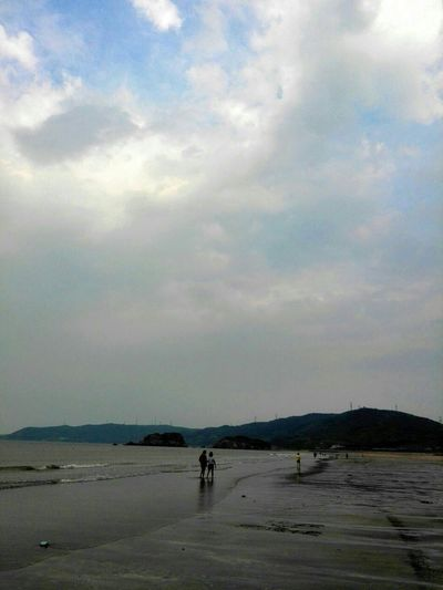 Sea And Sky Sky And Clouds VSCO Shengsi My City