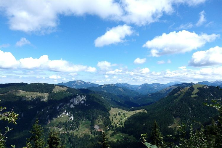 Mountains Nice View Hiking Throughback On Top Of The World Big Love Clouds Austria