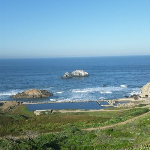 Not a bad day for a hike. LandsEnd Sanfrancisco