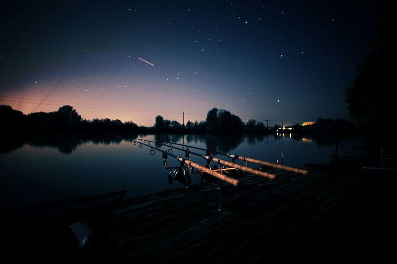 Welovethisplace Time Besttimeforfishing Fish Fishingtime River Milkywaygalaxy Way Milkyway Night Nature Angling Angler WeLoveNature