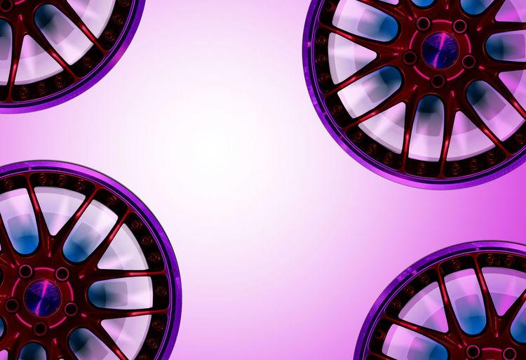 Wheel tire