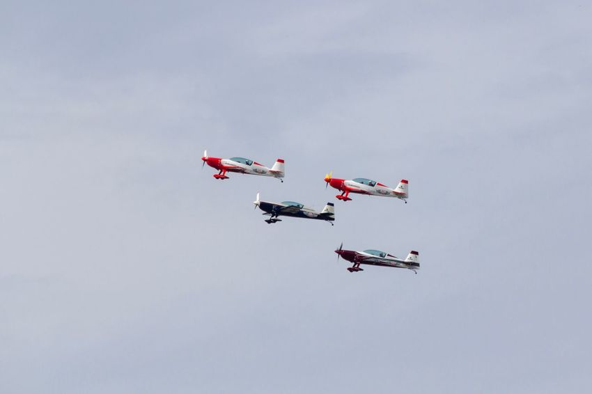 Wings Over Houston Airshow Canon EOS 60D Mode Of Transportation Airplane Transportation Air Vehicle Flying Sky Nature