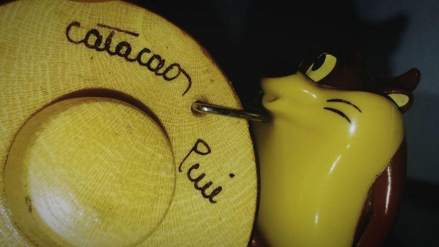 Catacaos Piura Tazmania Toy Yellow No People Day Hat