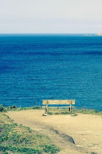 Bank Water Sea