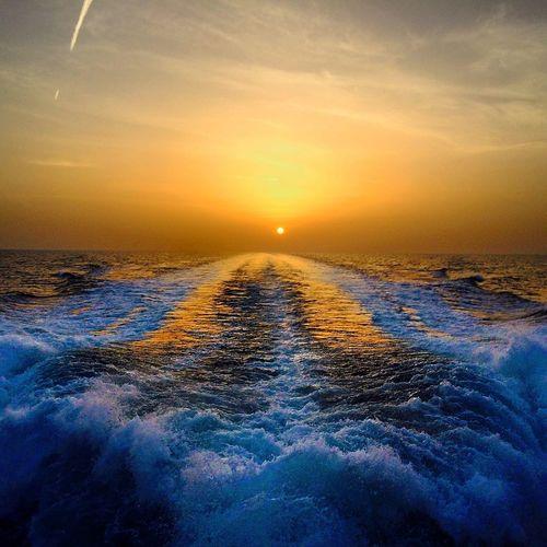 Tramonto Sunset Sicily