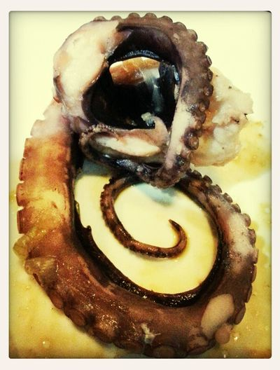 Koreanfood Octopus Challenge