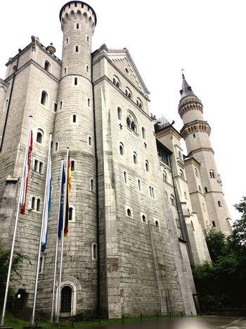 Castle Inspired Disney Stories Sleeping Beauty Travel Destinations Deutschland Allemagne Mountain