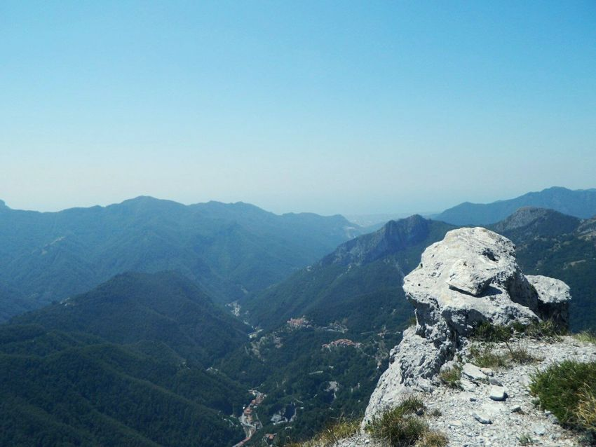 Mountain Mountain Range Nature Travel Destinations Landscape Tranquility Scenics Tourism Beauty In Nature Outdoors Travel Day No People Sky Adventure Vacations Monte Forato Arch Monte Forato Rock - Object Tranquility Mystery Geology Rock Formation Beauty In Nature