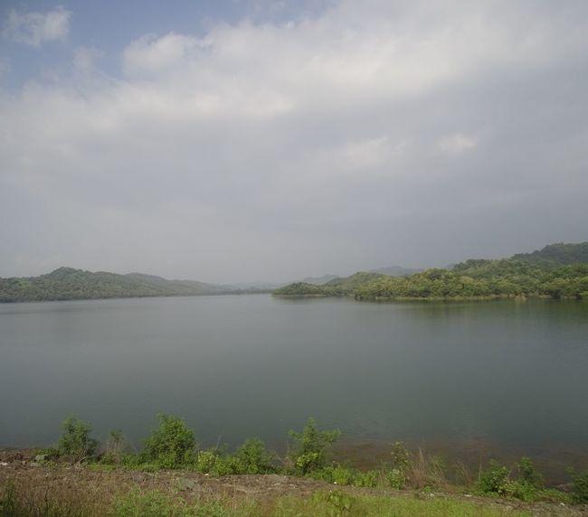 Sardar Sarovar, Navagam, Gujarat. August, 2017. Malephotographerofthemonth Landscape Nature Indiaclick Sonyphotography Indiatravelgram Mix Yourself A Good Time The Week On EyeEm EyeEmNewHere