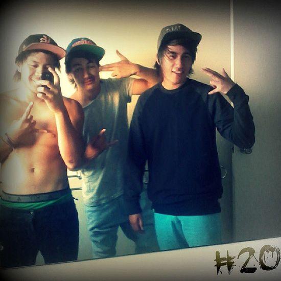 Epic Newyears with my Boys! NewYear 2013 Fams Brothers party likeforlike likesfortags slutforslut versaceversace tyga medusa shareforshare instagramdathoe instaswag instafame throwback tumblr