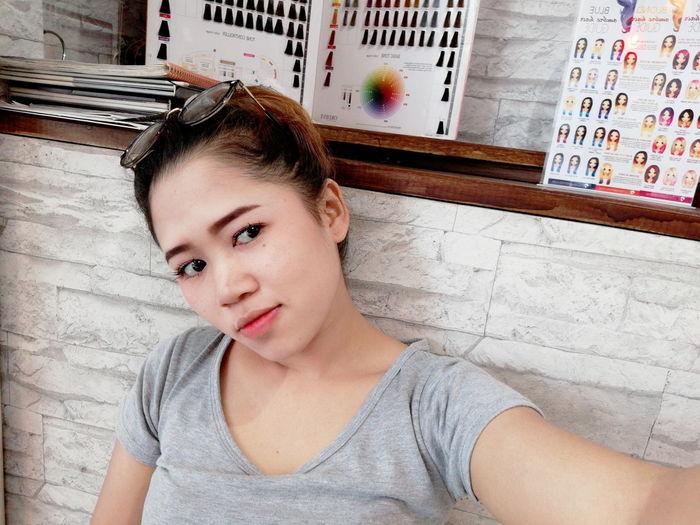 ก็คือฉันนนน🍃 first eyeem photo