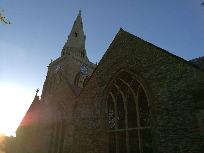 Church Bingham, Notts St Mary And All Saints Church Bingham Historic Architecture