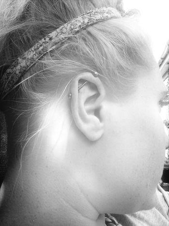 new piercing Piercings PiERCiNGS & TATTOOS Newpiercing New Piercing :)