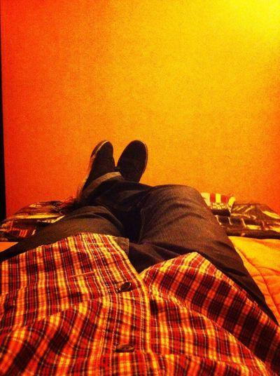 Descansando la watita despues del asado Relaxing