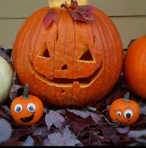 Pumpkin Halloween Jack O' Lantern Celebration Autumn Orange Color Holiday - Event Anthropomorphic Face Tradition Celebration Event Spooky Squash - Vegetable Jack O Lantern Childhood Display Nature Octobercolors Vibrant Fall Colors Fall Is Here. Fall Collection Essence Of October Fall Vignette EyeEm Team Fall Photography Eyeem Market Eyem Collection Be. Ready. Rethink Things