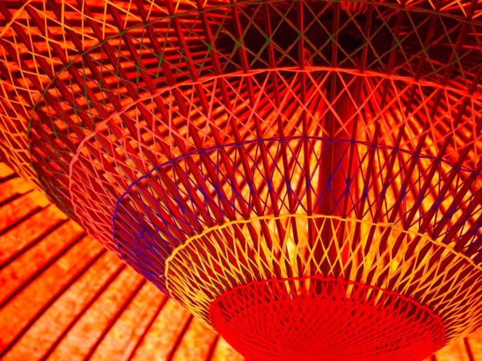 Red Parasol Japanese Parasol Japanese Traditional Colour Of Life