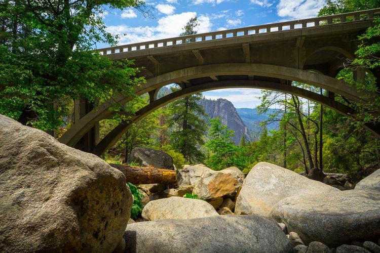 Arch Bridge and