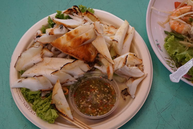 Seafood Seafoods Food And Drink Food Healthy Eating Close-up Ready-to-eat Wellbeing Indoors  Freshness No People
