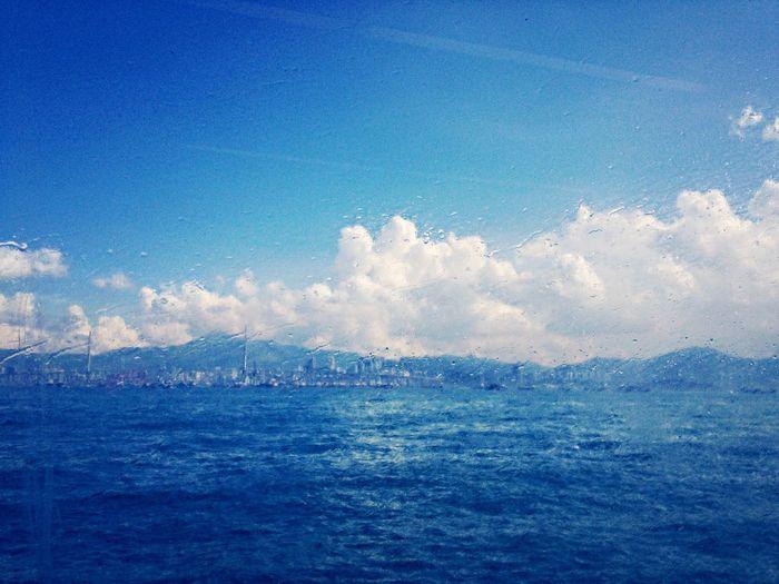 Ocean HongKong Macau Sea