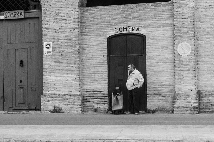 Shadow Eye4photography  Blackandwhite Streetphotography Urbanphotography Beauty Of Decay