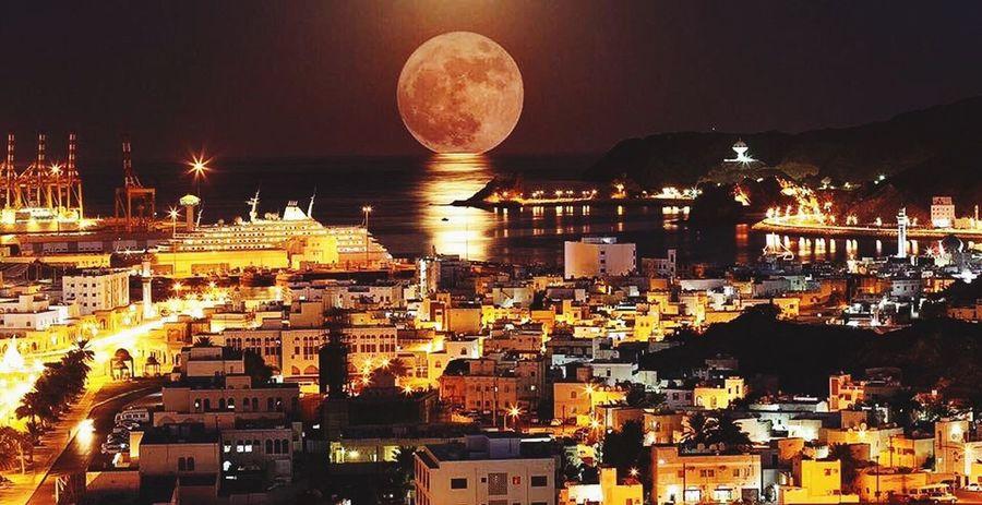 Moon Being Felt