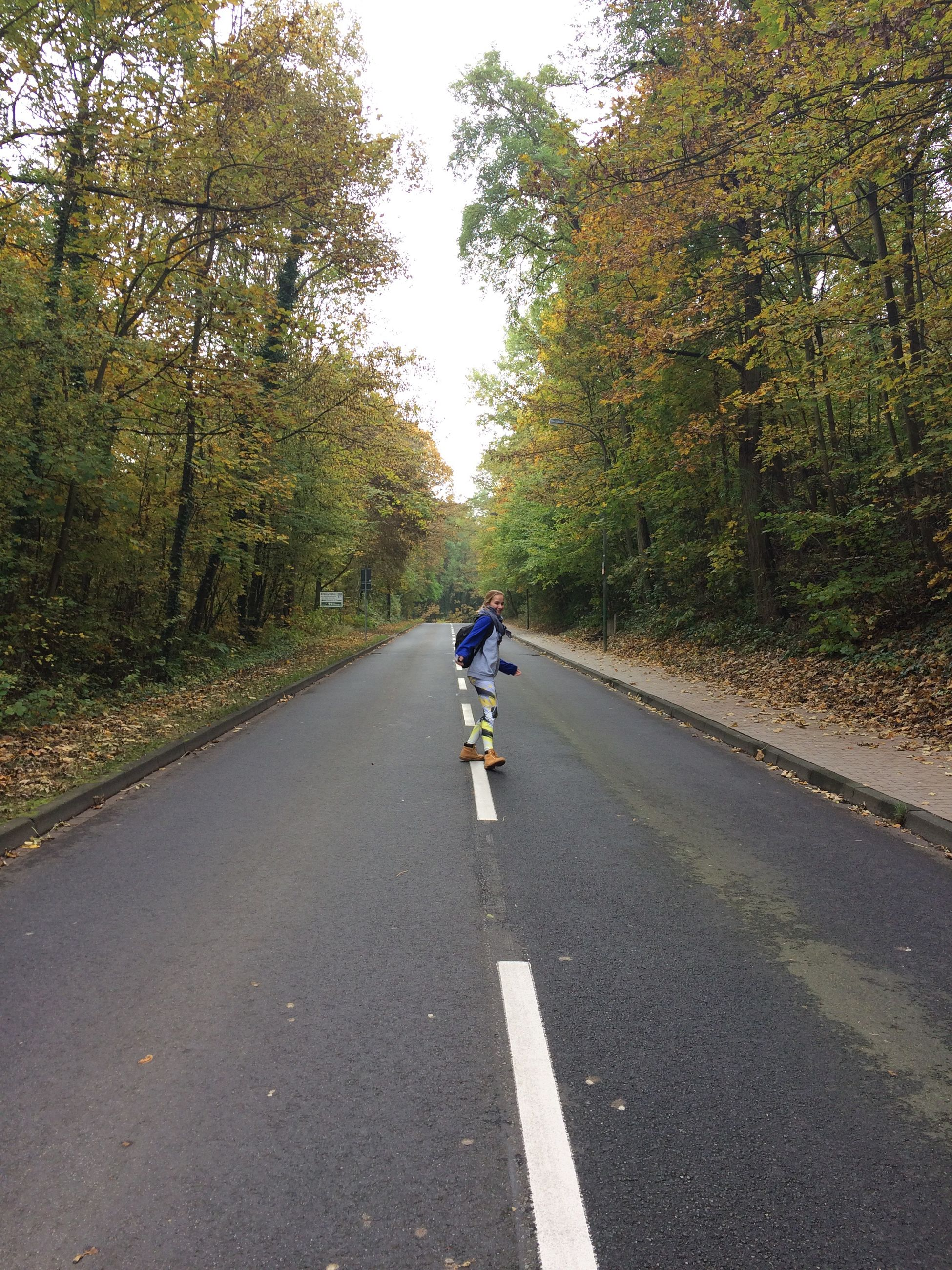 road, full length, tree, cycling, transportation, bicycle, riding, people, outdoors, one person, day, adults only, adult, only men, young adult