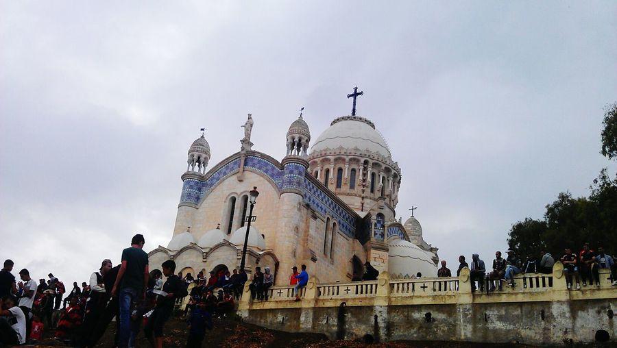 Notre-Dame Notredame Notre Dame Notre Dame Alger Alger Algiers Algeria Algérie églises