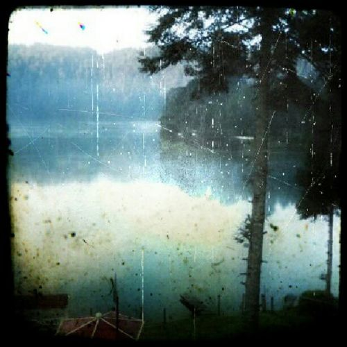 Lake Laguna_larga Los_azufres