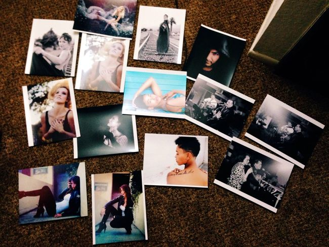 My prints came in. I'm excited to mount then on foam core and then on my walls. I find it interesting because these photographs were made using a wide range of cameras. From a d7000 to $6 35mm cameras as well as my iPhone. While there are some differences in the style of picture and the aspect ratio of the photographs....unless you follow me on the social media sites where I post my digital and film work you wouldn't be able to tell which are from my iPhone and which are not. I enjoy pushing the boundaries of my gear. The results are rewarding. I find great satisfaction in using a 38 year old camera and getting the kind of results I got. (I wasn't sure how they'd print) also the iPhone shots look like what I used to associate with a DSLR. I guess what I'm saying is that it's not the camera but what you do with it. My work isn't the greatest but I like it and it means something to me. I can't wait to see them on my wall and to post more in the next couple of weeks!!! IPhone Check This Out Vscocam VSCO