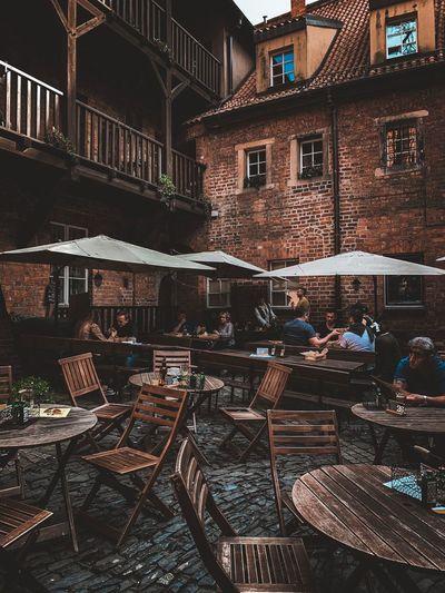 Cafe Built