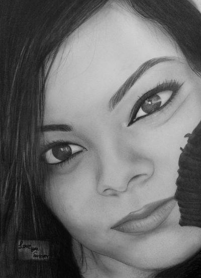 Portrait Drawing Pencilart Pencil Drawing Beirut