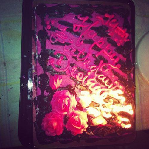 My BirthdayCake ThO.