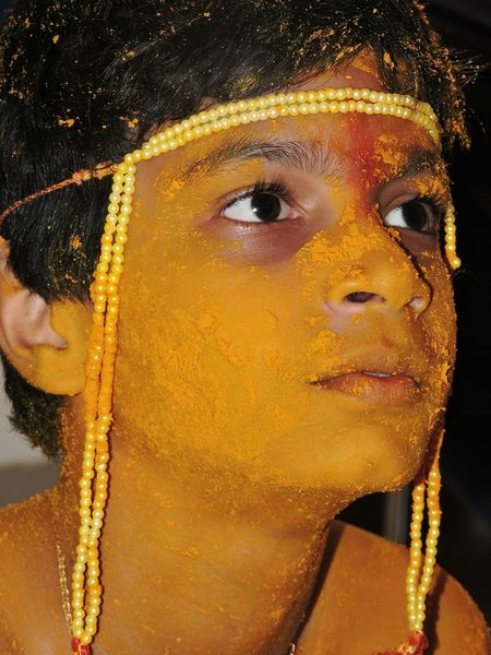 India Culture Indiapictures Indian People India Festival Boy Turmeric  Turmeric On Face Boy Ritual Indian Culture  Culture Of India Cultural Heritage Faces Of EyeEm Faces Faces Of The World Faces Of India Uniqueness