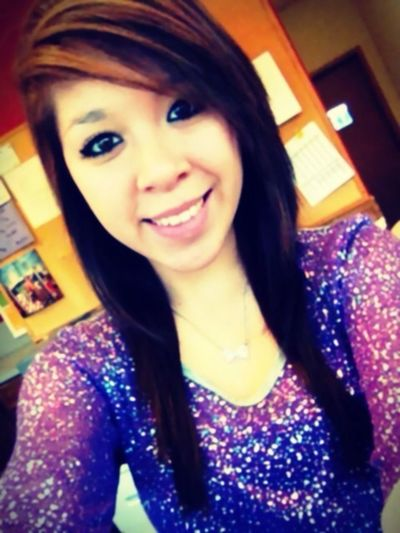 My Sparkly Purple Shirt Tho ! <3
